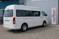 Busses  Toyota Hiace High Roof 15 Seater